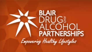 Blair Drug and Alcohol Partnerships logo