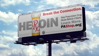 PA Stop Break the Connection Billboard